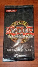 YuGiOh TP4 Tournament Pack 4 Factory Sealed Vintage Out of Print