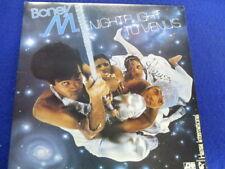 "Boney m,nightflight to venus,gatefold,1978,atlantic records 12""lp,fastpost"