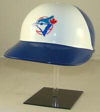 TORONTO BLUE JAYS Full Size Throwback Base Coach/Catchers Batting Helmet - NEC