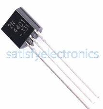 100pcs 2n4401 Transistor Npn 40 Volts 600 Ma Ham Kit New