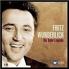 Fritz Wunderlich - Fritz Wunderlich: Die Tenor-Le 3 CD Set New