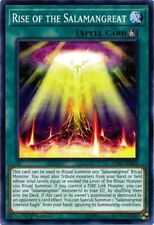 3 x Rise of the Salamangreat (SOFU-EN052) - Common - 1st Edition