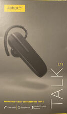 Jabra Talk 5 Black Bluetooth In Ear Headsets