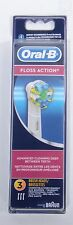 Braun Oral-B Floss Action Electric Toothbrush Replacement Brush Heads 2pk / 4pk