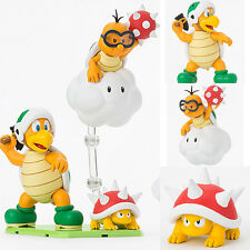 S.H.Figuarts Super Mario Asoberu! Play Set E Figure Nintendo Bandai Tamashii JPN
