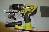 "New 18 volt Ryobi P251 Brushless 1/2"" Hammer Drill Driver use 18V One+ Li Ion"