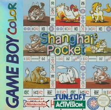 Shanghai Pocket Nintendo Gameboy