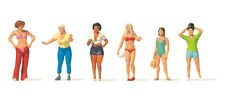 NEW 2019 RELEASE : N scale Preiser 79230 Women at the Campsite :1/160 Campers