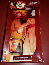 1998Hasbro Star Wars Episode 1 Hidden Majesty Queen Amidala Action Figure