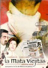 La Mata Viejitas Asesina Serial DVD