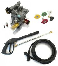"PRESSURE WASHER PUMP & SPRAY KIT Many Makes w/ HONDA GC160 Engine 7/8"" Shaft"