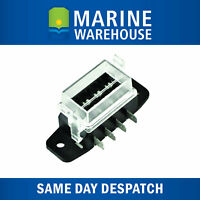4 Way Blade Fuse Box - Water Resistant - Suits Standard Size Blade Fuses 705447
