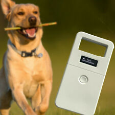 FDX-B pet Animal id reader chip USB transponder RFID portable microchip scanner