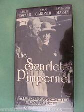 Scarlet Pimpernel VHS 1996 Merle Oberon Leslie Howard NEW Sealed Raymond Massey