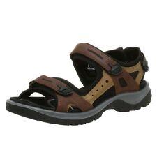 38 M EU Multicolor ECCO Shoes Womens Offroad Yucatan Sandal 7-7.5 US
