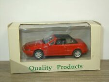 Volvo 480 Cabrio (Closed Roof) - Doorkey 1:43 in Box *45517