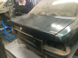 BMW 7 Series E38 Boot Lid Tailgate Lid