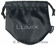Panasonic VFC4456 Soft Lens Bag For  Leica H-X025 DG Summilux 25mm F1.4 Lens