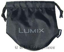 Panasonic VFC4456 Soft Lens Bag For  Leica H-X025 DG Summilux 25mm F1.4 Lens