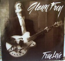 "Glenn Frey - Eagles - TRUE LOVE - Promo Vinyl 7"" Single [1988] - NM"