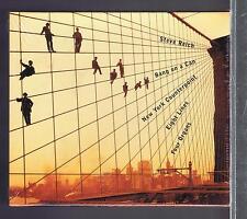 STEVE REICH CD NEW BANG ON A CAN BRADLEY LUBMAN/ EVAN ZIPORYN