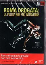 Roma drogata: la Polizia non può intervenire (1975 di Lucio Marcaccini) DVD NUOV