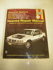 Grand-Am, Calais, Achieva, Skylark ,Somerset ,1985-1998 Haynes Repair Manual
