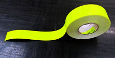 Self Adhesive reflective yellow Hi Vis safety marking 50mm conspicuity tape 1M