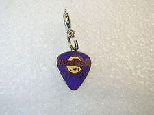 KEY WEST,Hard Rock Cafe,Quitar Pick Charm for Bracelet
