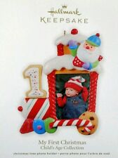 Hallmark 2011 My 1st First Christmas Train Ormament MIB CHILDS AGE COLLECTION