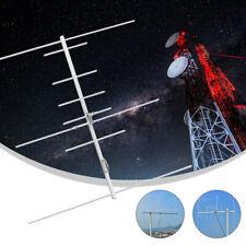 HYS Yagi Antenna Dual Band VHF/UHF100W High Gain 9.5/11.5dBi For Baofeng Radio