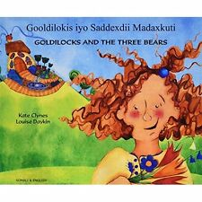 Goldilocks and the Three Bears in Somali and English (English and-ExLibrary