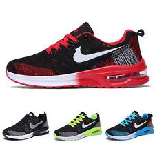 Herren Turnschuhe Damen Laufschuhe Air Sneaker Freizeitschuhe Atmungsaktiv 2021