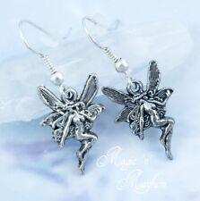 Dainty Forest Fairy Earrings - Handmade Jewelry - Pixie - Magic 'n' Mayhem