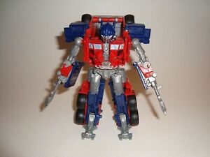 Transformers ROTF Fast Action Battlers Double Blade Optimus Prime Figure