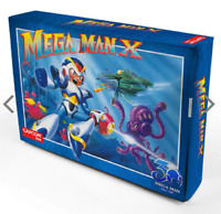 Mega Man X - 30th Anniversary Classic Cartridge White Colored Limited Edition