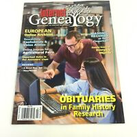 Internet Genealogy Feb March 2020 Magazine New Ancestry Research Discovery