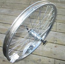 Wheel 20 X 1.75 Coaster Brake Rear Steel W/ Brake Band and 18T Sprocket NEW