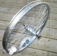 Wheel 20 X 1.75 Coaster Brake Rear Steel W/ Brake Band and 18T Sprocket NEW