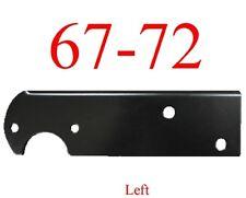 67 72 Chevy Left Black Stepside Tail Light Bracket, GMC Truck