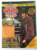 Doctor Who Weekly Issue 1 - 1979