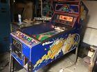 Williams Slugfest Baseball Pitch & Bat Pinball Machine