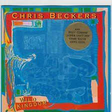 Wild Kingdom - Chris Beckers ( CrisCrazz Records – CCR 028 )