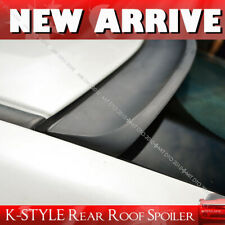 Fit For Mercedes Benz W208 Coupe K-Style Rear Window Roof Lip Spoiler Unpainted