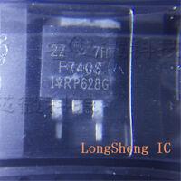 1pcs IRF740STRLPBF - Vishay - MOSFET N-Chan 400V 10 Amp  new