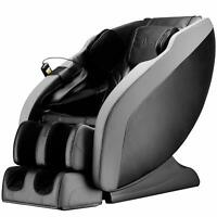 Electric Massage Chair Full Body Zero Gravity Massage Recliner with Heat Black
