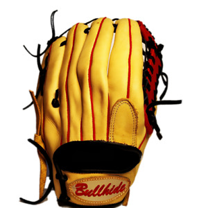 "14"" Inch Softball Glove-Bullhide Pro-Right Throw"