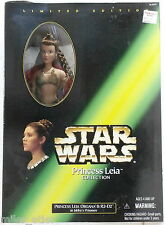 "Star Wars 12"" Princess Leia Organa & R2-D2 as Jabba's Prisoners (1998) New"