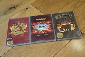 3 x Super Furry Animals DVDs