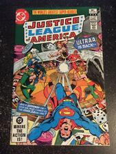 Justice League America#201 Incredible Condition 9.4(1982) Ultraa Return!!